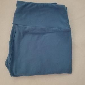 Lularoe Blue OS Leggings